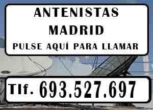 Antenistas Villanueva del Pardillo Urgentes